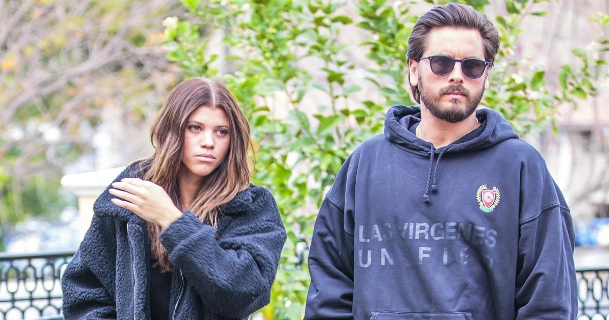 Kris Jenner Grills Scott Disick on Sofia Richie's Age