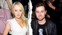 Tiffany Trump and Ross Mechanic attend the Taoray Wang collection during New York 2017 Fashion Week: The Shows at Gallery 1 Skylight Clarkson Sq in New York City.