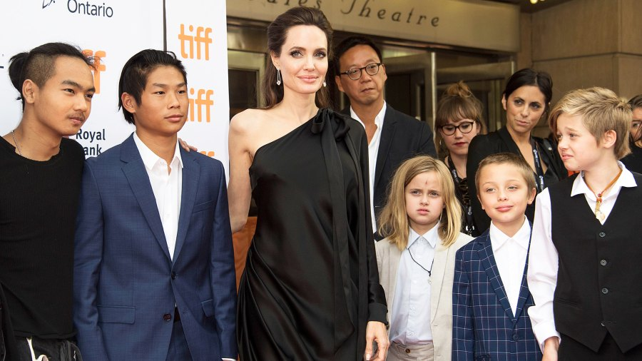 Angelina Jolie Isn't Dating Misses Moving Around World With Kids