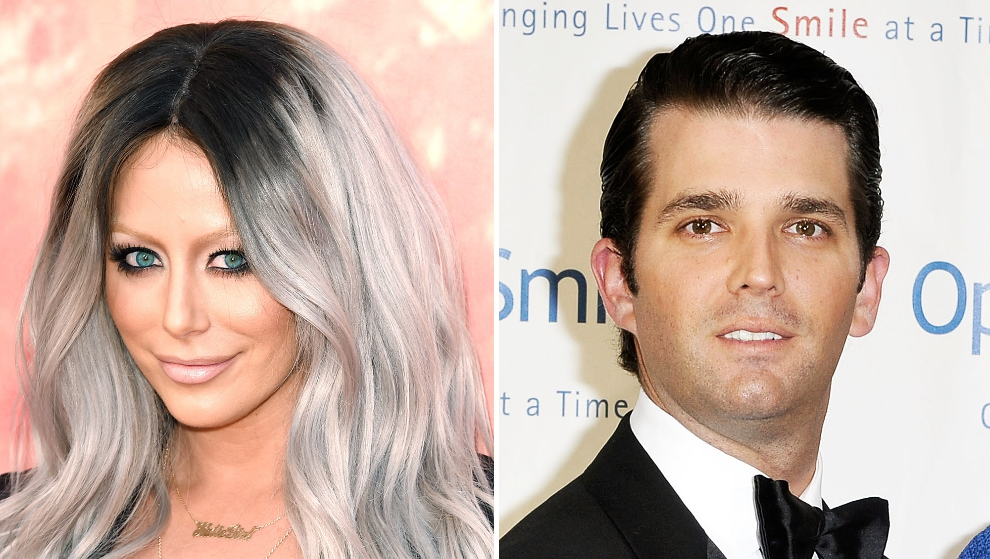 Aubrey O'Day Talked Donald Trump Jr Affair on Podcast in 2012