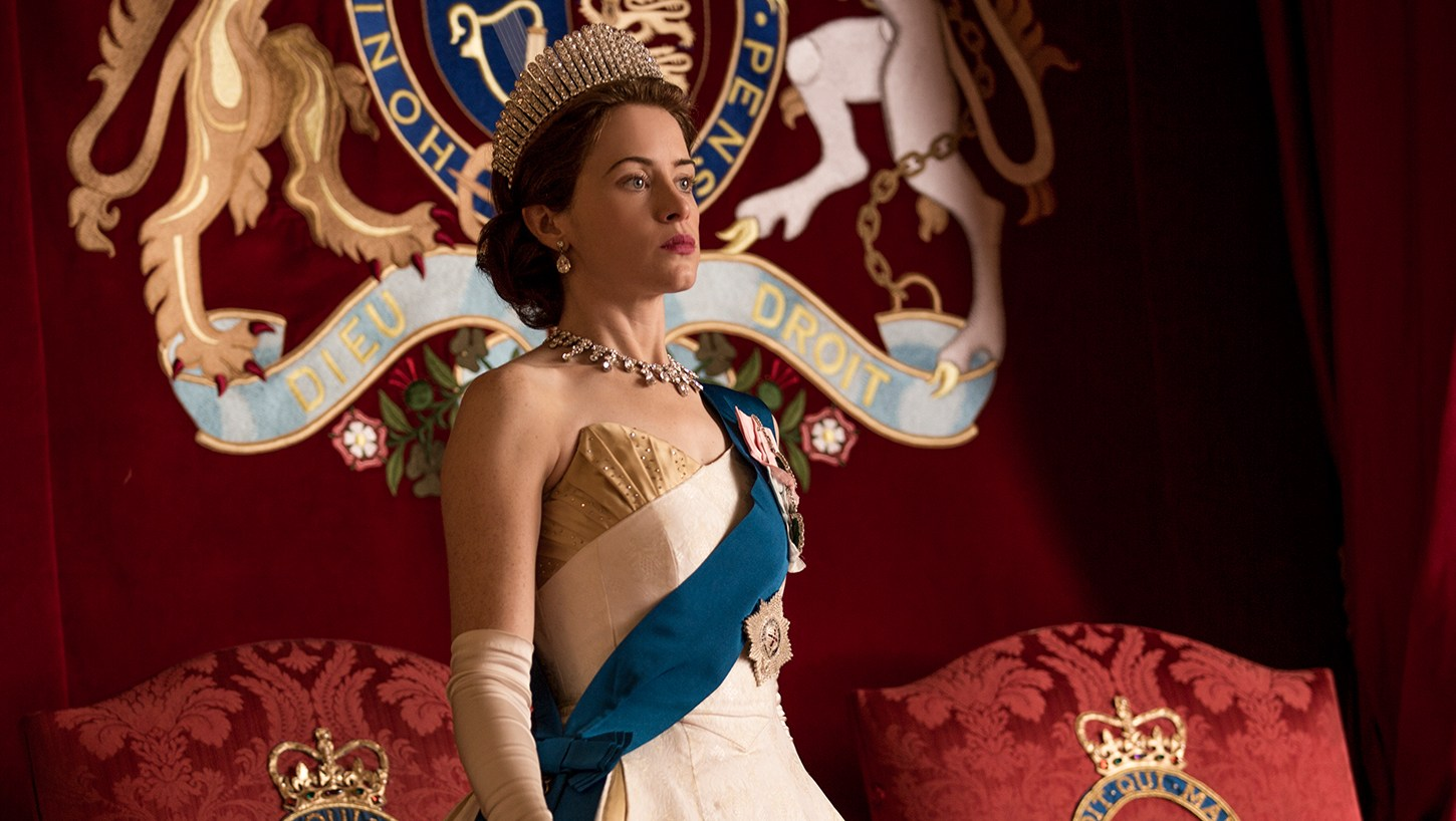 Claire Foy The Crown Netflix paid less Matt Smith