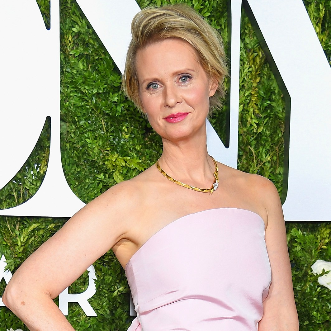 Cynthia Nixon run for governor