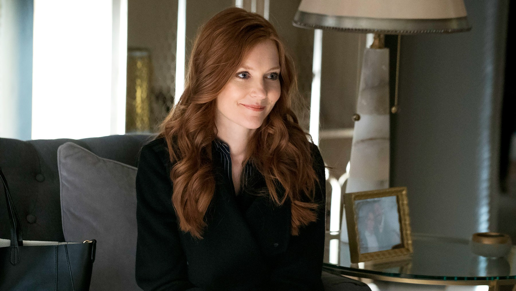 Darby Stanchfield on Scandal