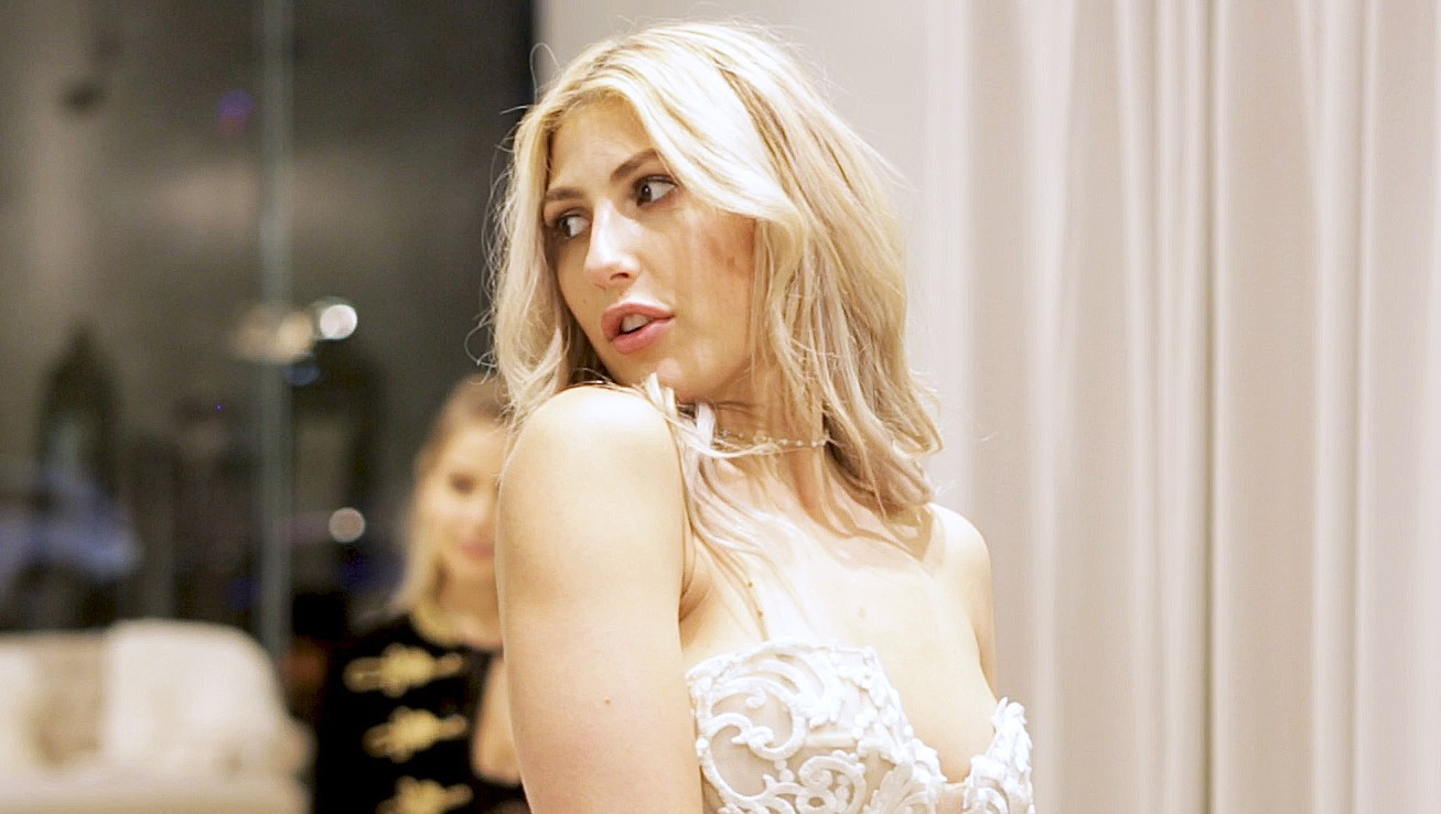 Emma Slater Picks Wedding Dress
