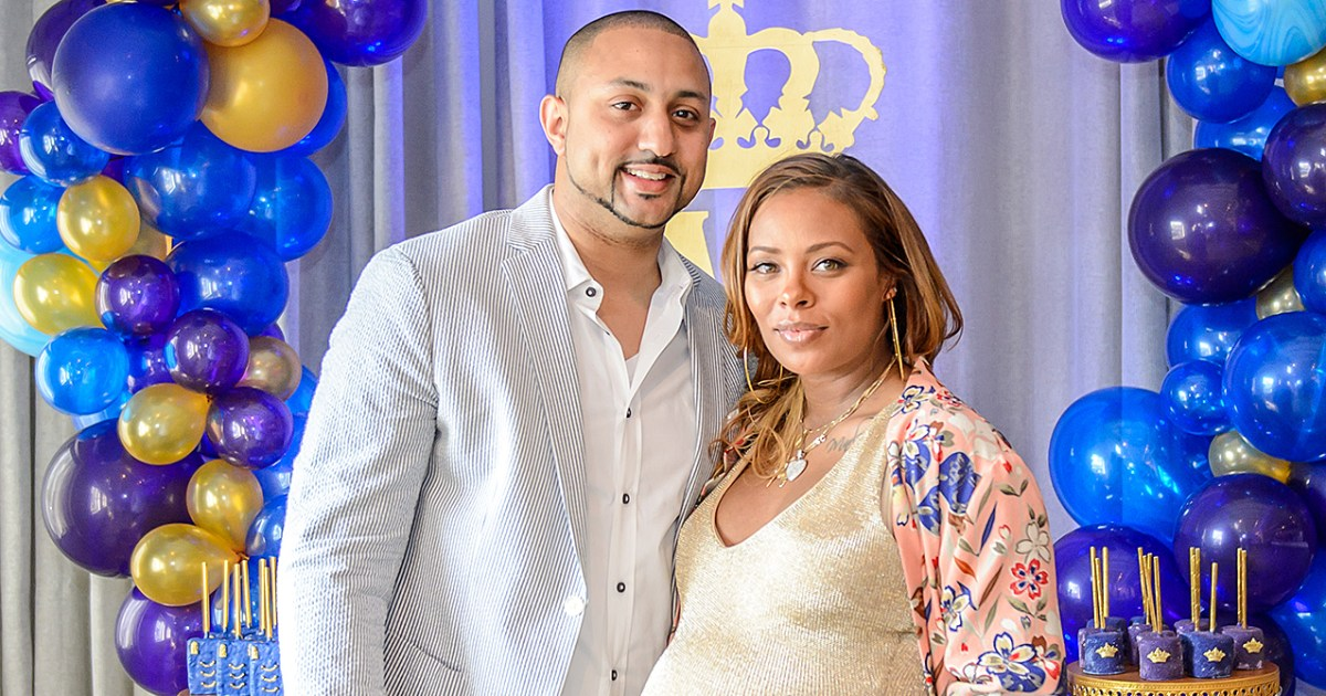 Eva Marcille S Royal Themed Baby Shower Pics And Details