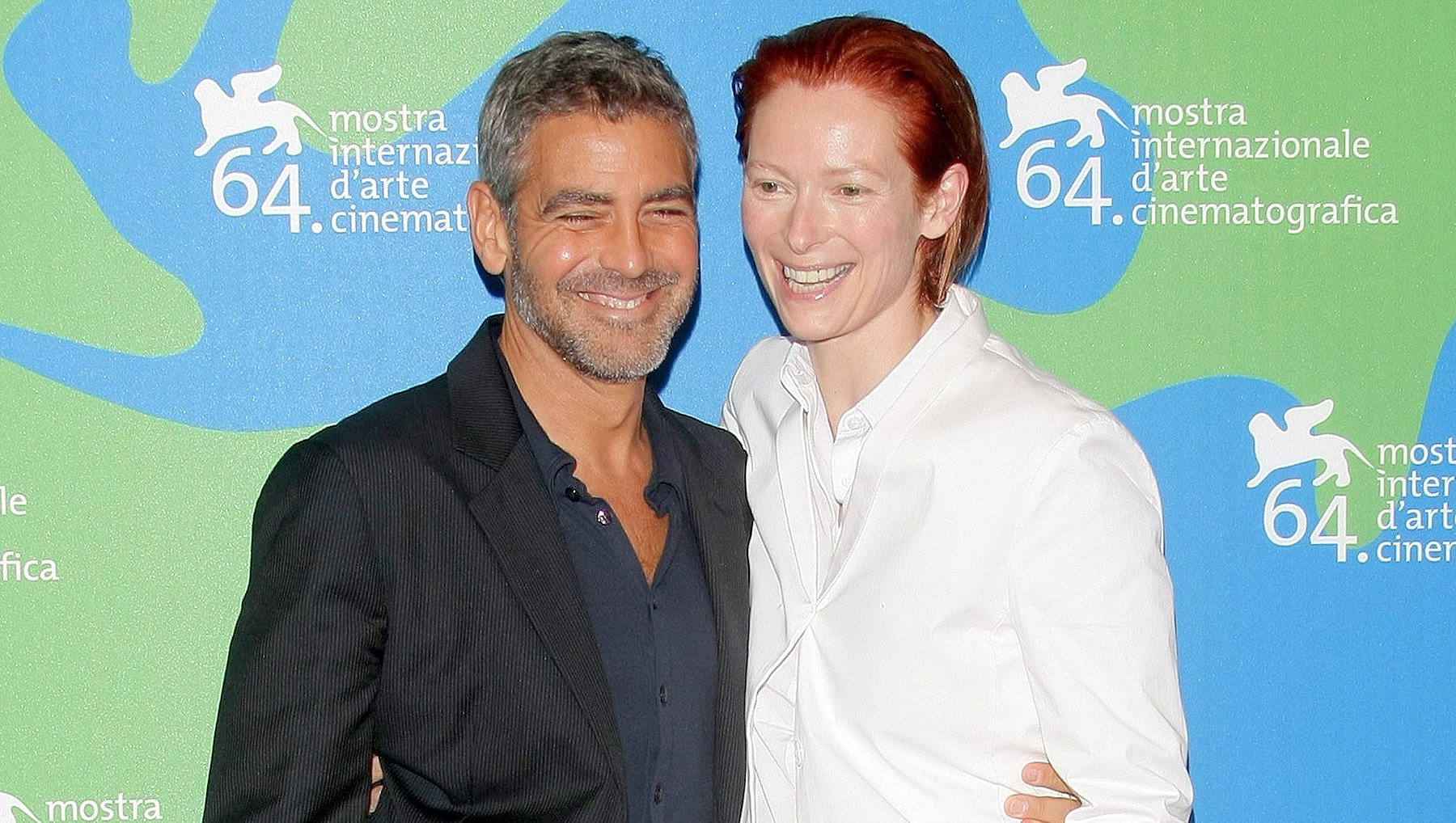 George-Clooney-and-Tilda-Swinton
