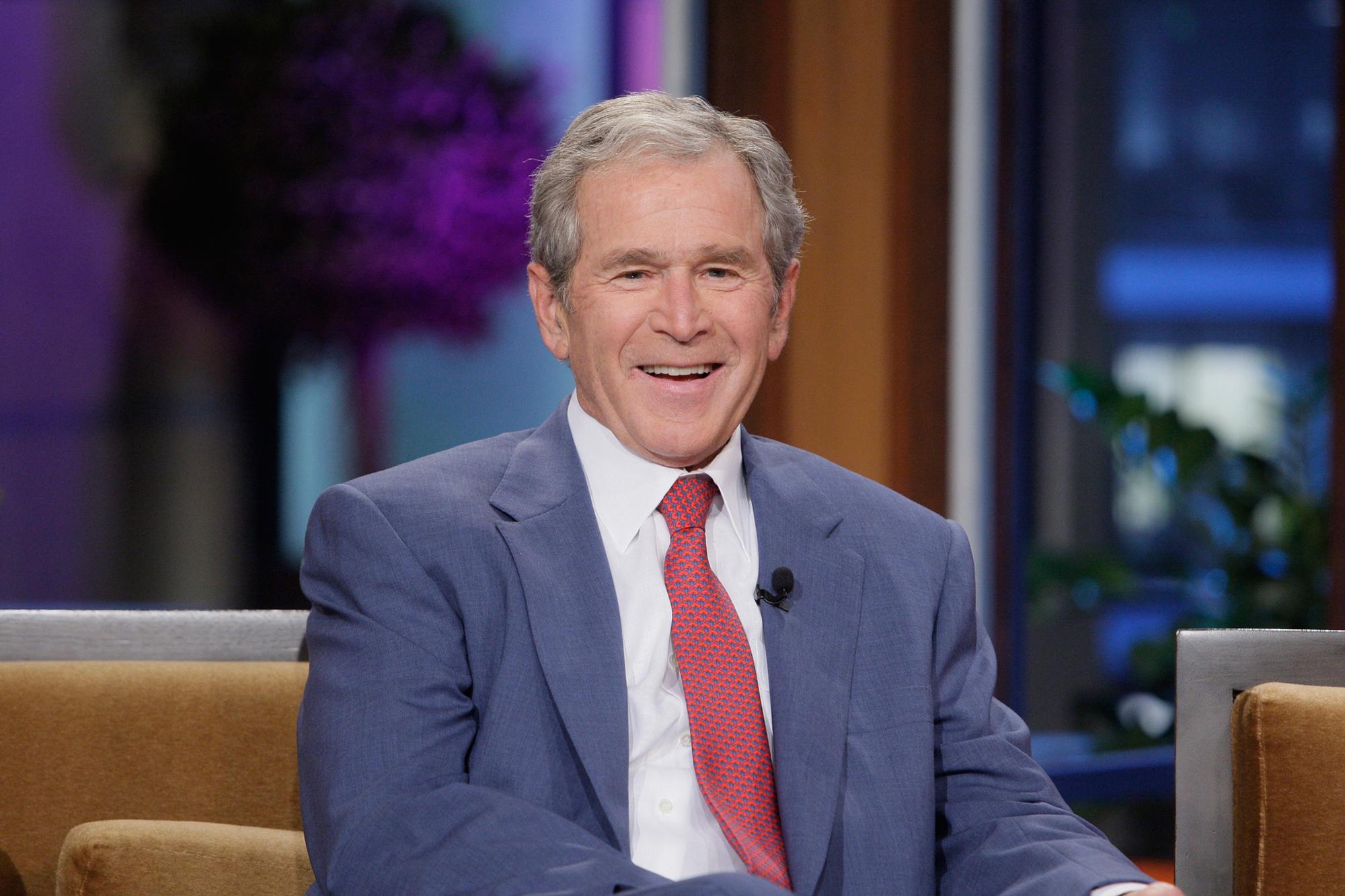 George W. Bush Was President of the Dance Floor at His Nephews Wedding