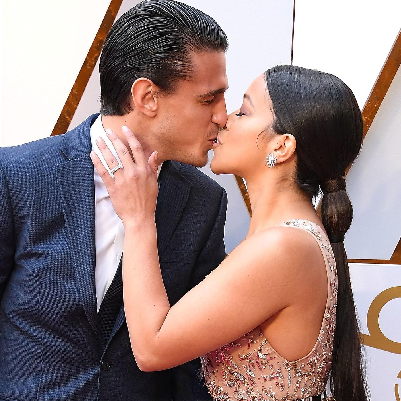 oscars 2018 Hottest Couples