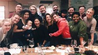 Glee Cast Reunites After Mark Salling Death