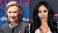 Hillary Clinton Paid Less Than Snooki for Rutgers Speech