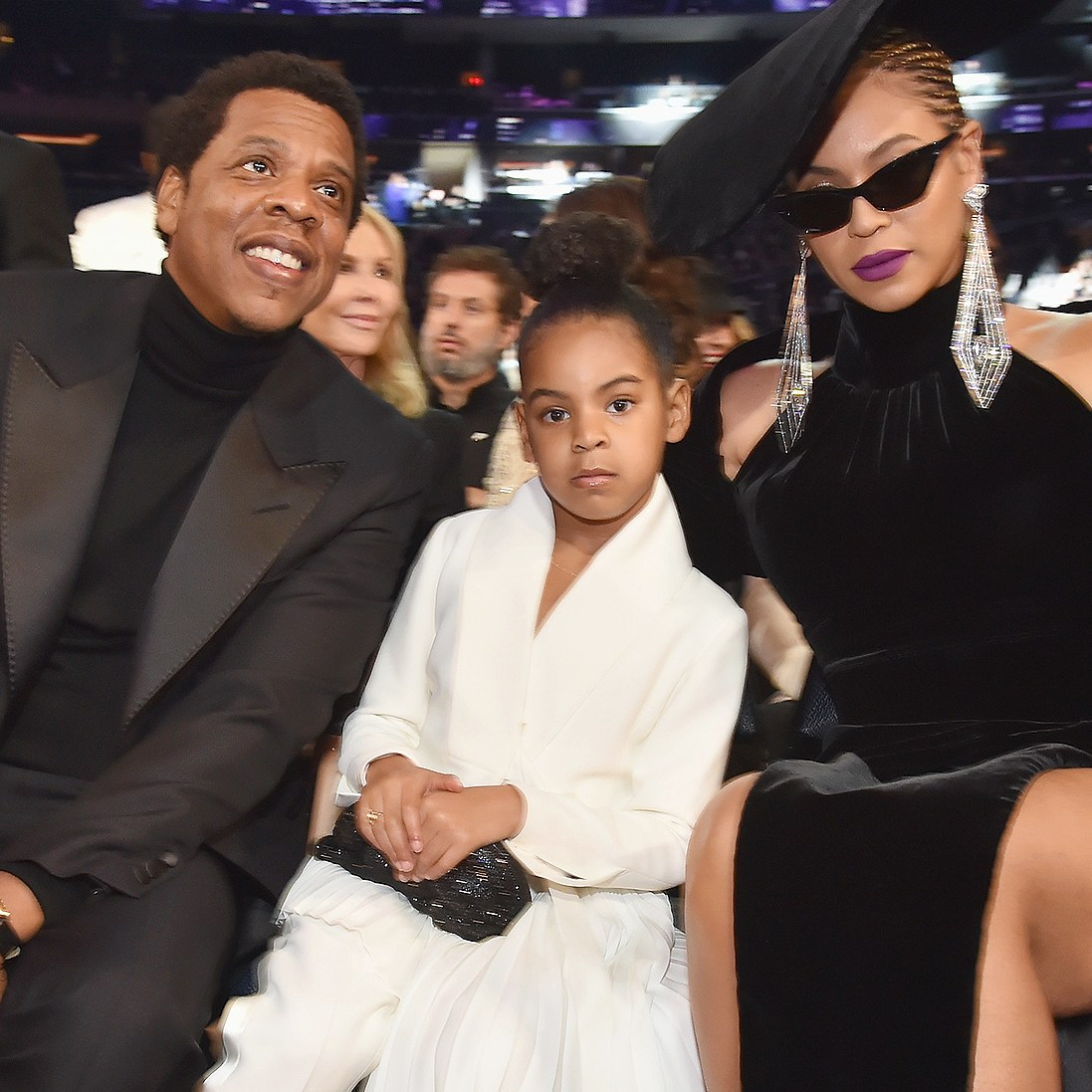 Jay Z, Blue Ivy, Beyonce, Auction