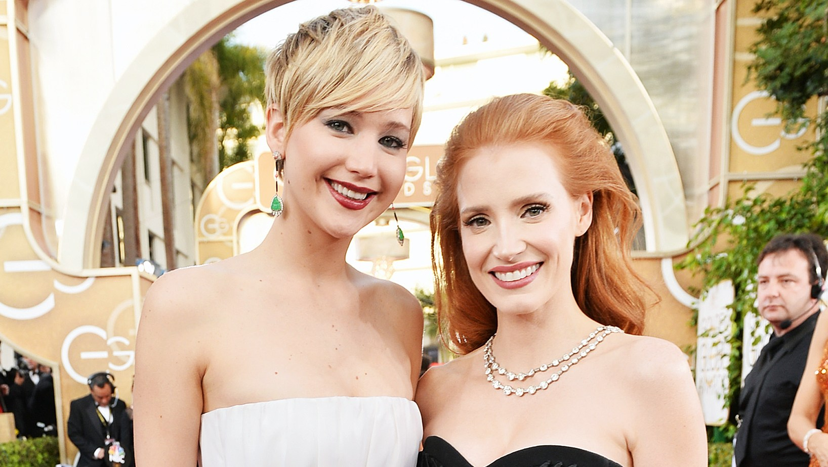 Jennifer Lawrence Jessica Chastain Stars Who Never Graduated High School