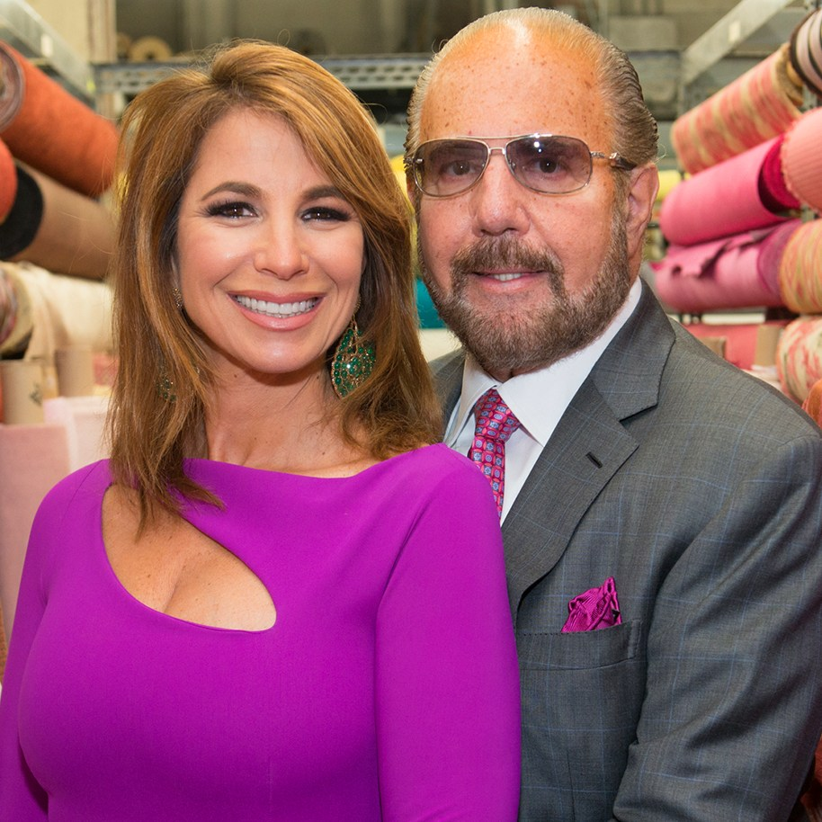 Jill Zarin and Bobby Zarin didnt cry funeral