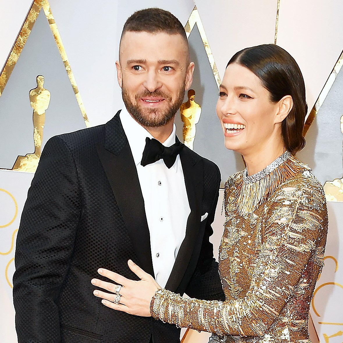 Jessica Biel Gushes Over Justin Timberlake on First Night of Man of the Woods Tour