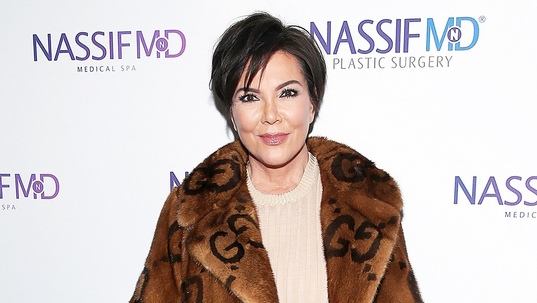 Kris Jenner Says Kylie Jenner Was Born to Have Kids