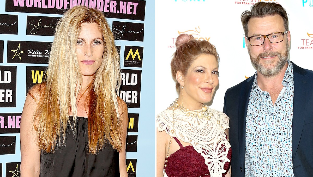 Mary Jo Eustace Reveals Tori Spelling Had Been Paying Dean Mcdermotts Spousal Support