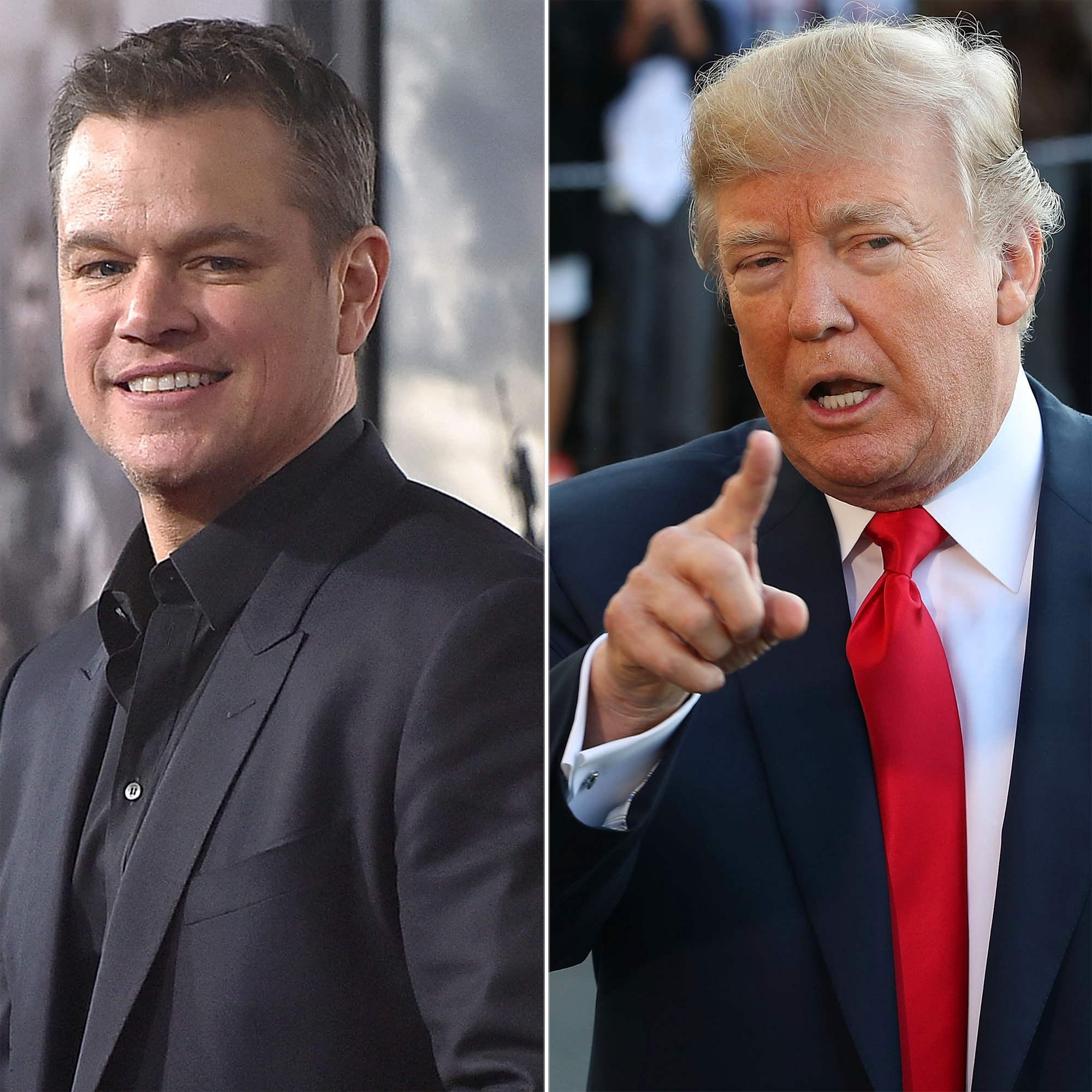 Matt Damon Denies He's Moving to Australia to Flee Donald Trump
