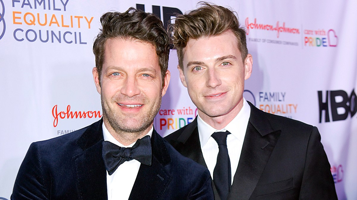 Nate Berkus, Jeremiah Brent on Making Time for Each Other