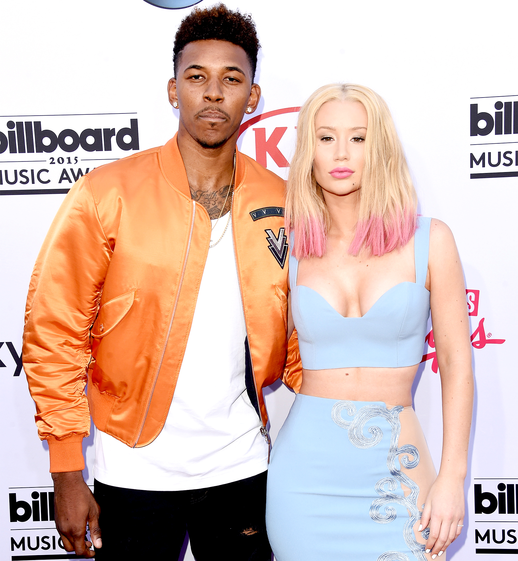 Iggy Azalea Burned Nick Young's Clothes After Break Up — Bitter Becky Blues