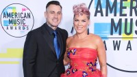 Pink, Carey Hart, Daughter, Shaved Head