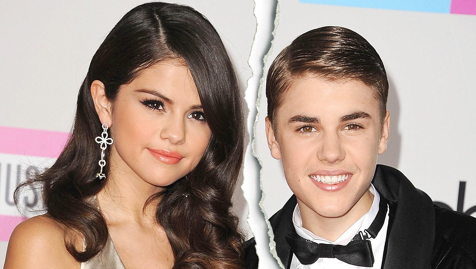 Selena Gomez, Justin Bieber, Split, Breakup