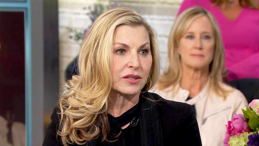 Tatum O'Neal on 'Today' show