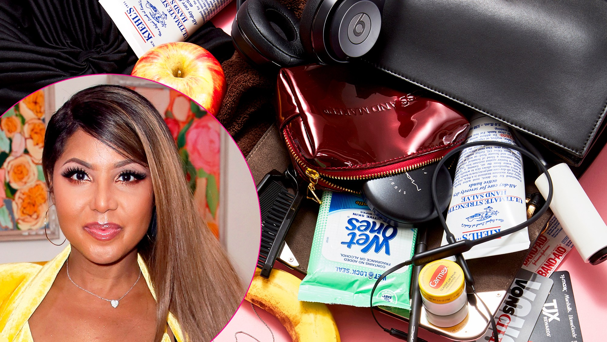 Toni Braxton Bag Promo