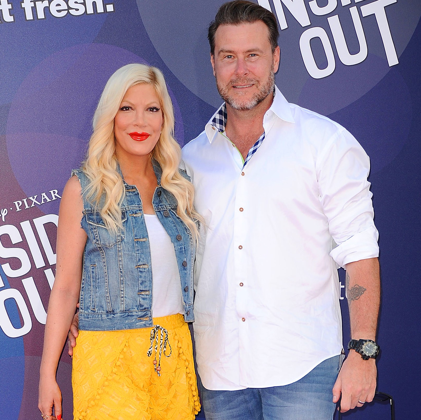 Candy Spelling cant stand dean mcdermott