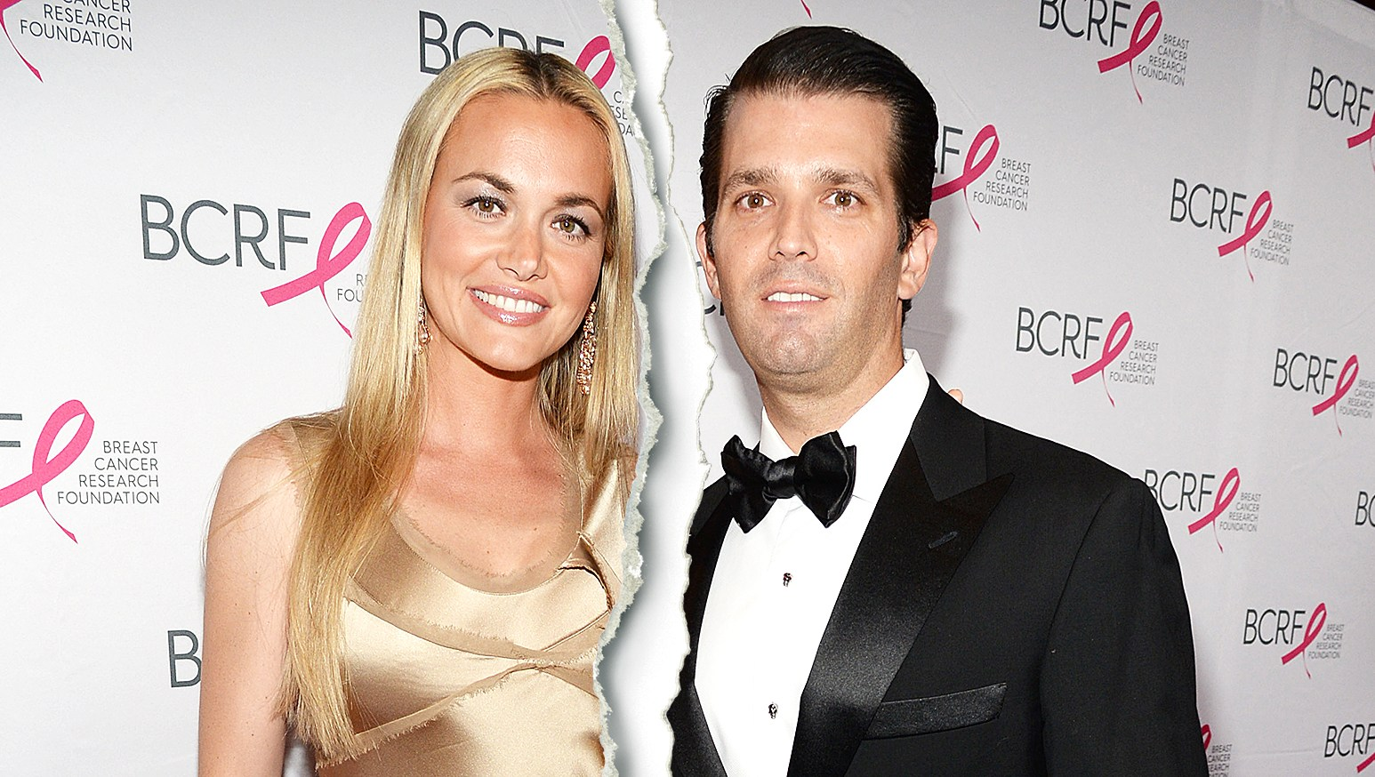 Donald Trump Jr. and Wife Vanessa Trump Split