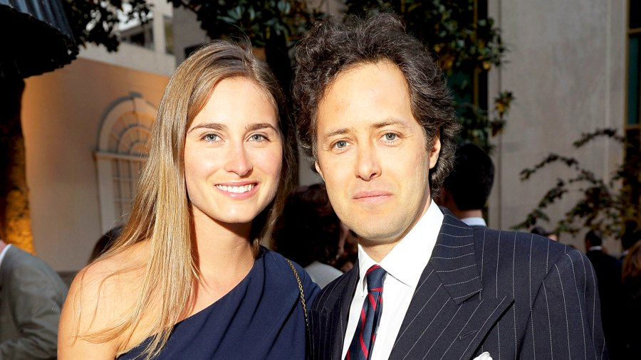 Lauren Bush Lauren and David Lauren attend the White House Correspondents' Dinner on April 27, 2012 in Washington, DC.