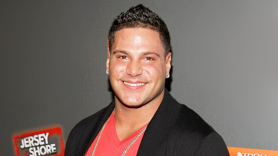 "Ronnie Ortiz-Magro attends the ""Jersey Shore"" Final Season premiere at Bagatelle in New York City."