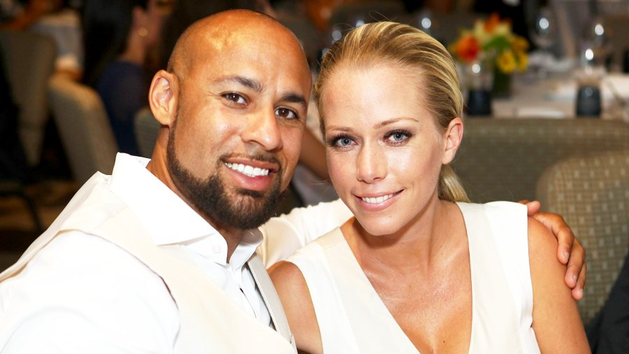 Hank Baskett and Kendra Wilkinson attended the 4th Annual Champions For Choice In Education Pre-ESPY Event at Luxe Hotel in Los Angeles, California.