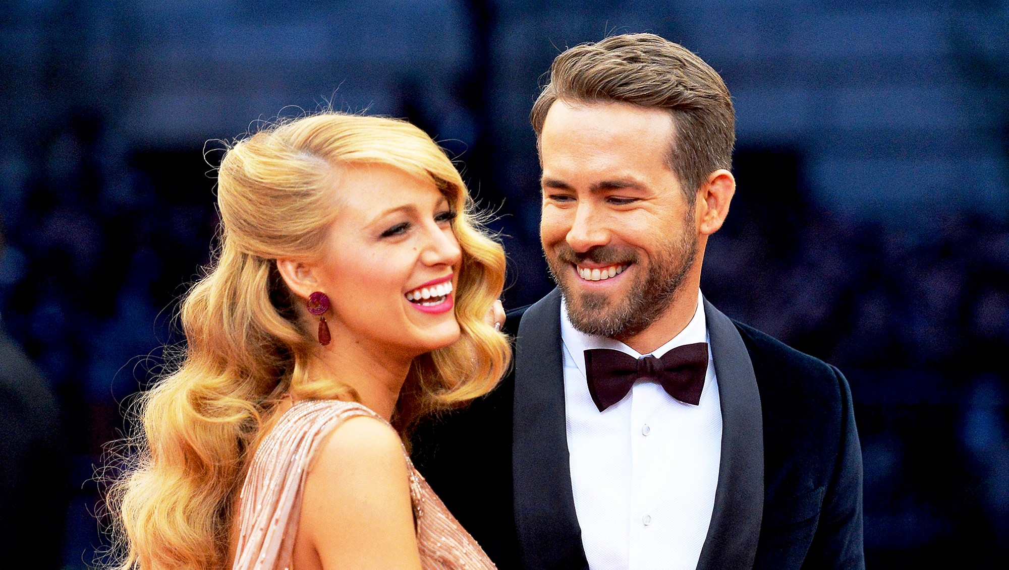 Blake Lively and Ryan Reynolds Hollywood's Hottest Married Couples Gallery
