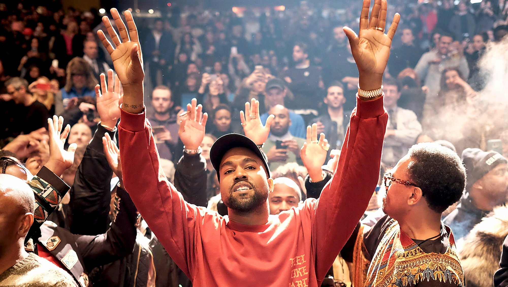 Kanye West Kanye West's Most Intriguing Quotes of All Time Gallery