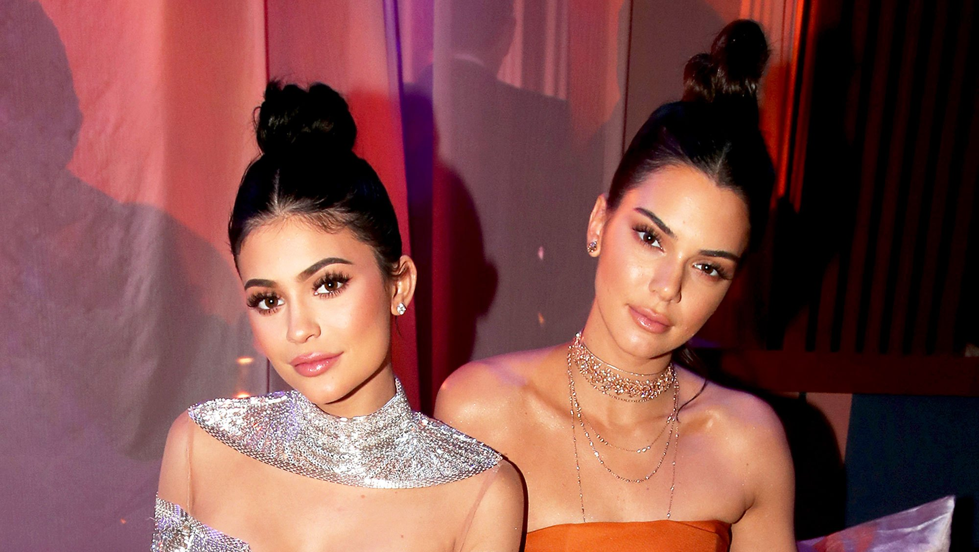 Kylie Jenner and Kendall Celebrity Siblings Gallery
