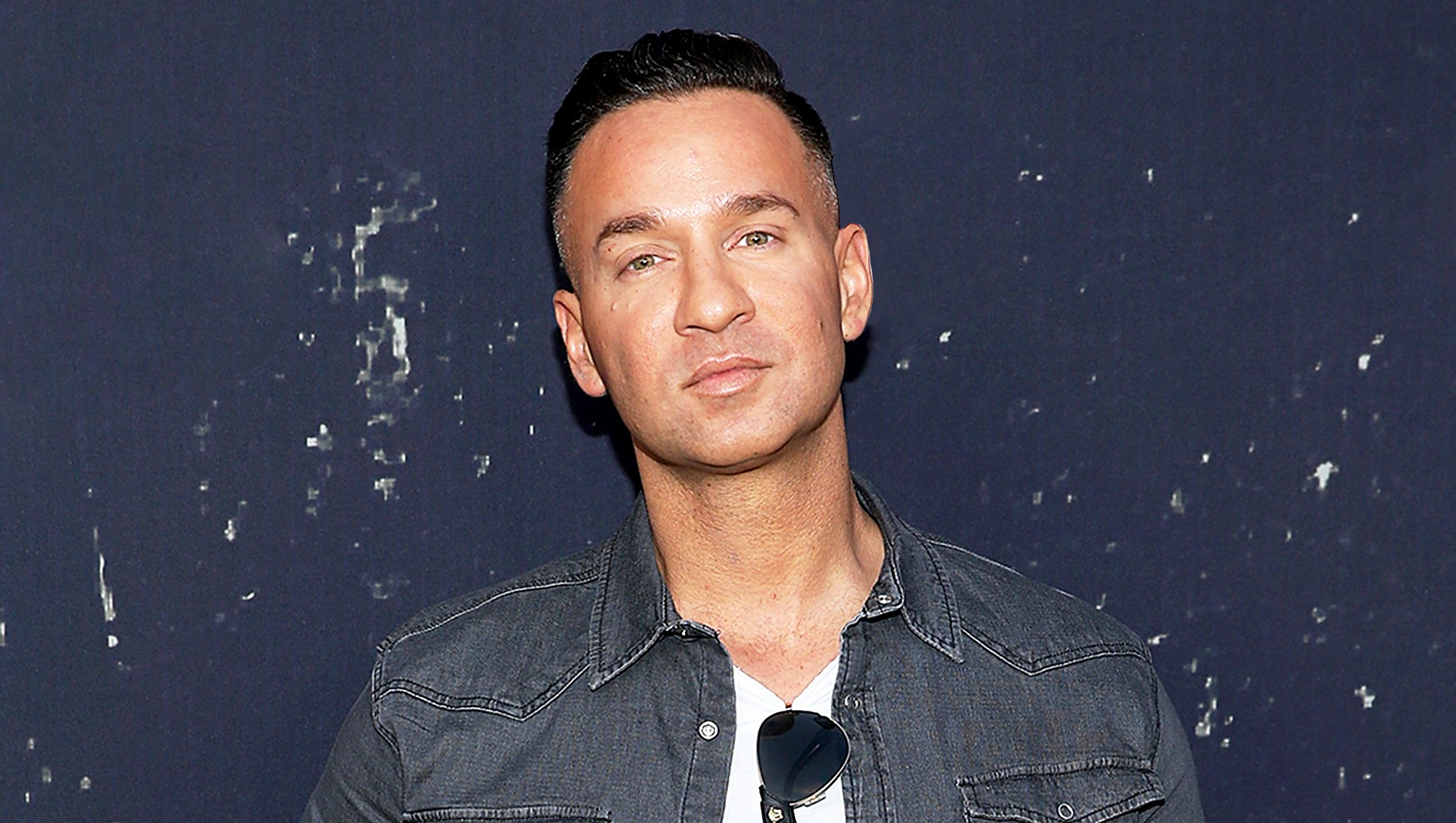 "Mike 'The Situation' Sorrentino attends the ""Jersey Shore Family Vacation"" Global 2018 premiere at HYDE Sunset: Kitchen + Cocktails in West Hollywood, California."
