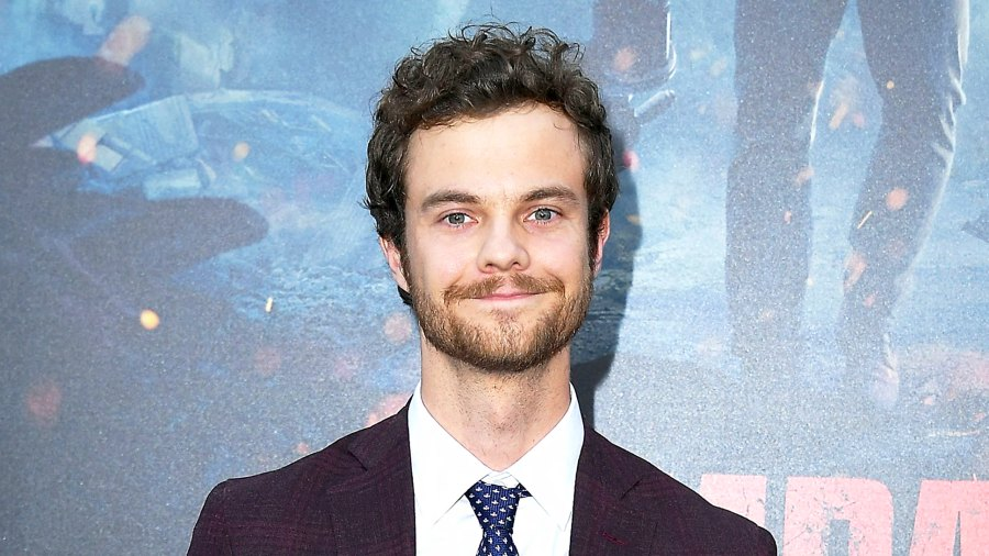 """Jack Quaid arrives at the premiere of Warner Bros. Pictures' """"Rampage"""" at Microsoft Theater on April 4, 2018 in Los Angeles, California."""