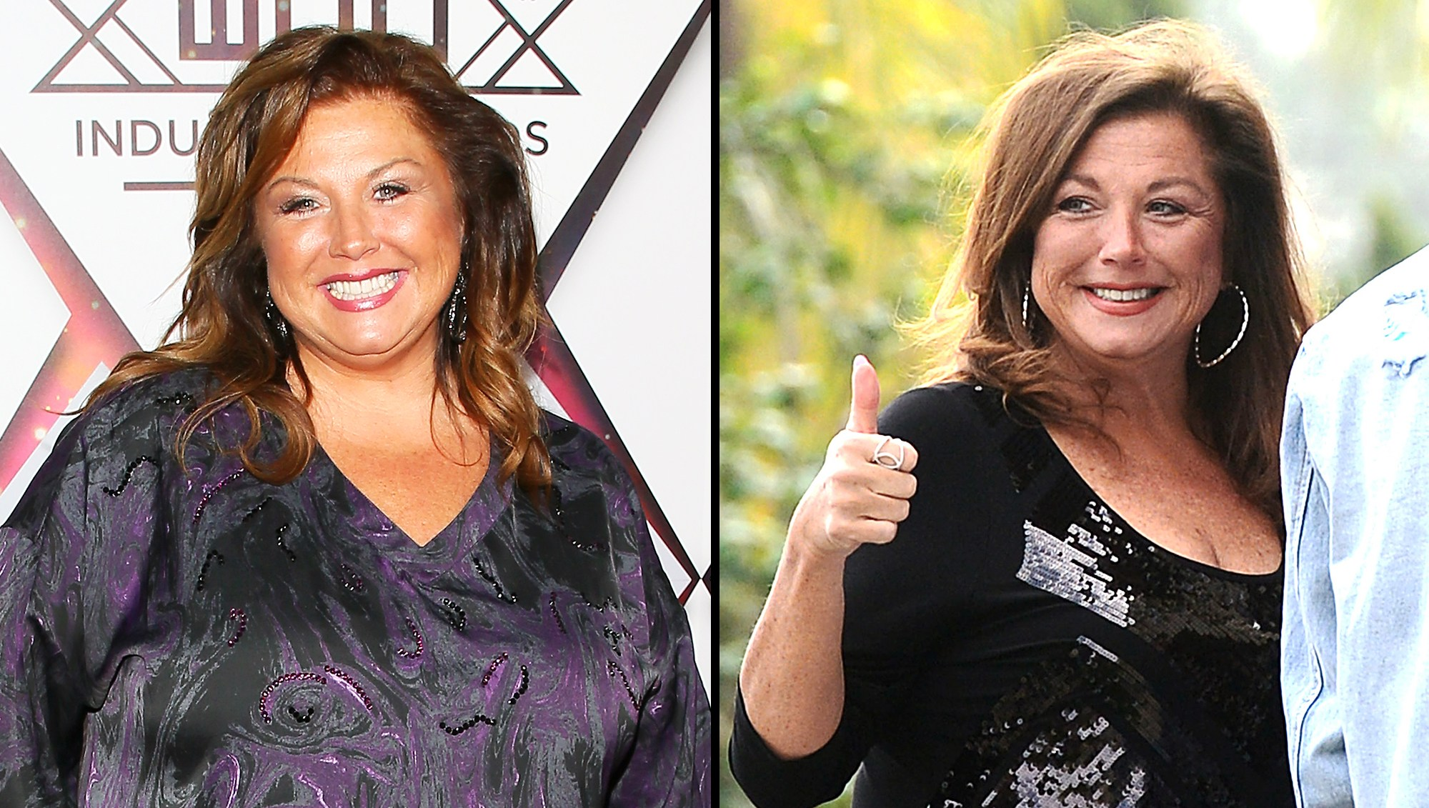 Abby Lee Miller weight loss church
