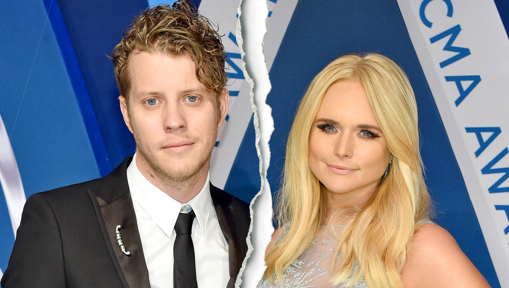 Celebrity Splits of 2018 anderson east miranda lambert split