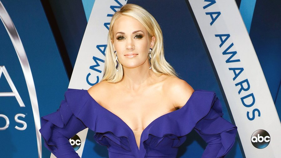 Carrie Underwood Facial Injury Update New Single