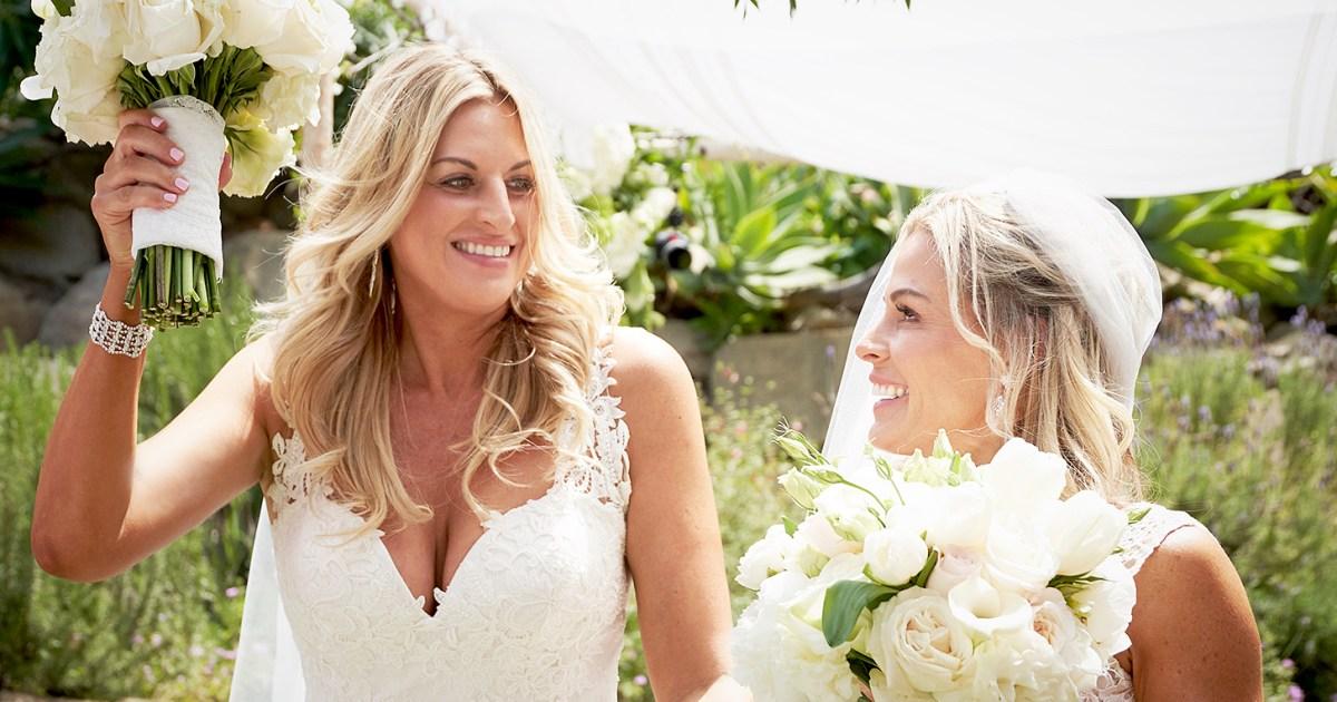 Inside Cat Cora And Nicole Ehrlich's Wedding