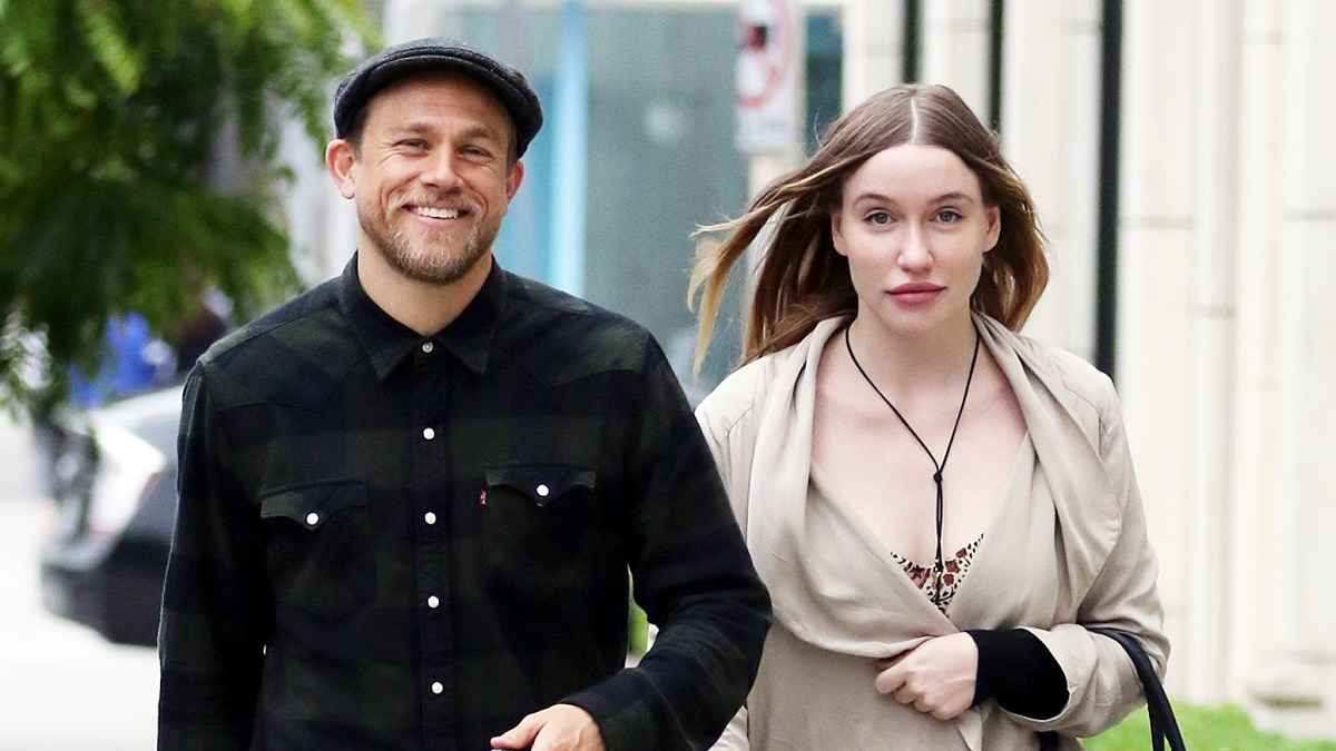 Charlie Hunnam Is Still Very Much In Love With Morgana Mcnelis