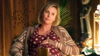 Charlize Theron Tully weight gain