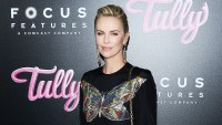 Charlize Theron Tully motherhood