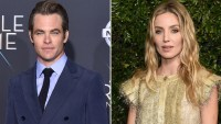 Chris Pine and Annabelle Wallis
