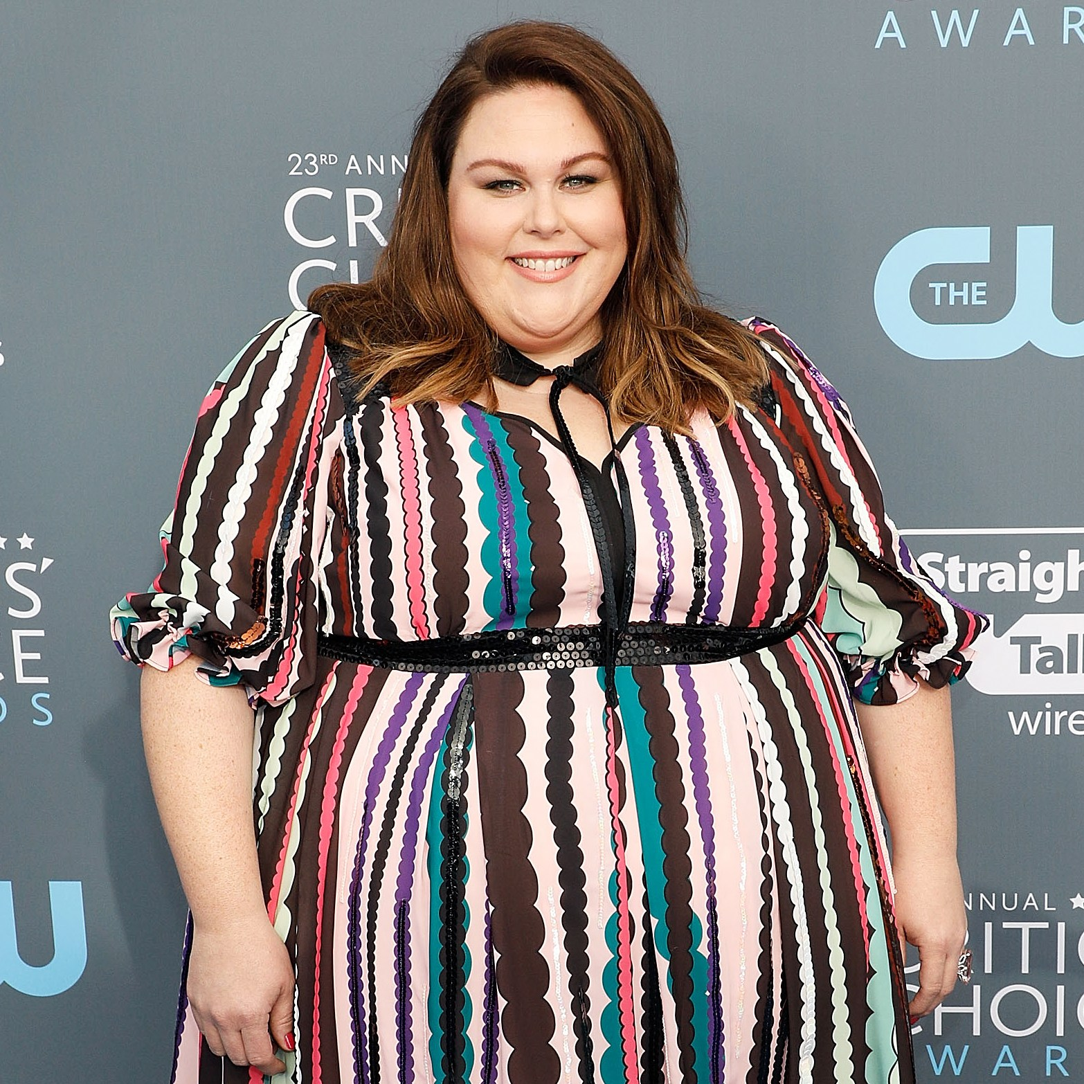 Day In The Life Of Chrissy Metz