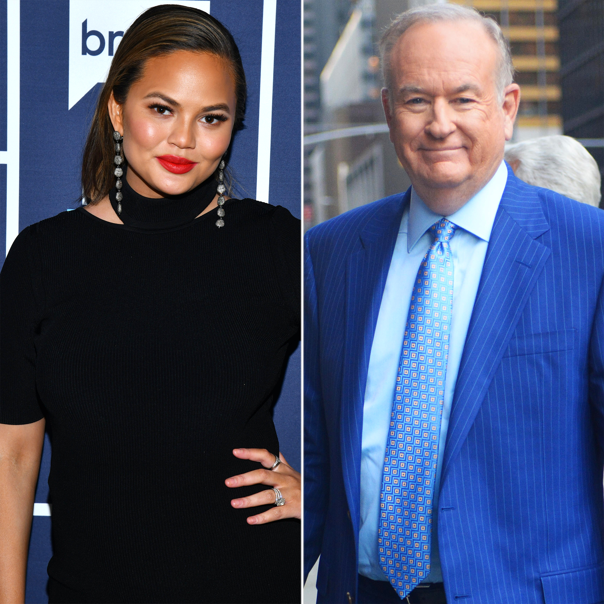 Chrissy Teigen wins Twitter again with brutal takedown of Bill O'Reilly