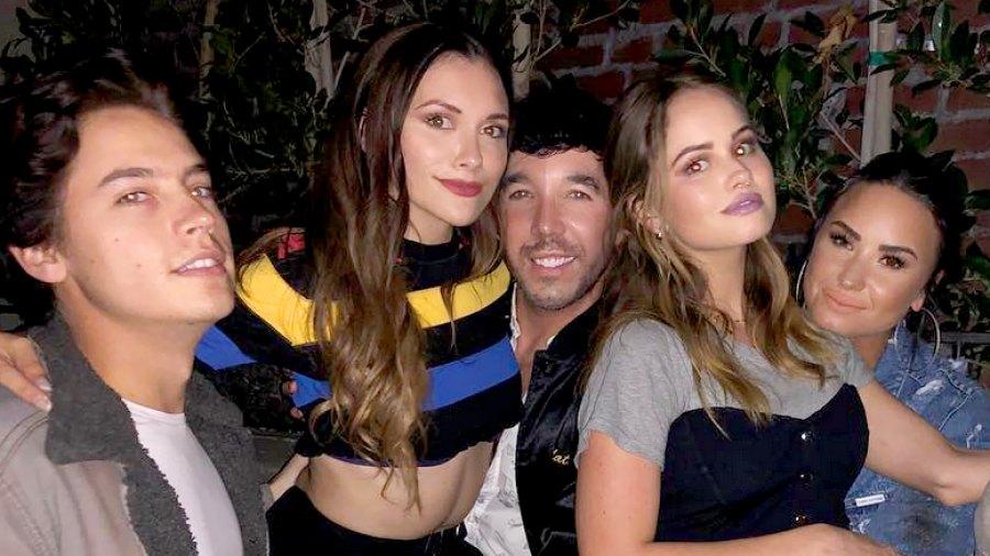 Cole-Sprouse,-Demi-Lovato,-More-Disney-Stars-Reunite-for-Reunion