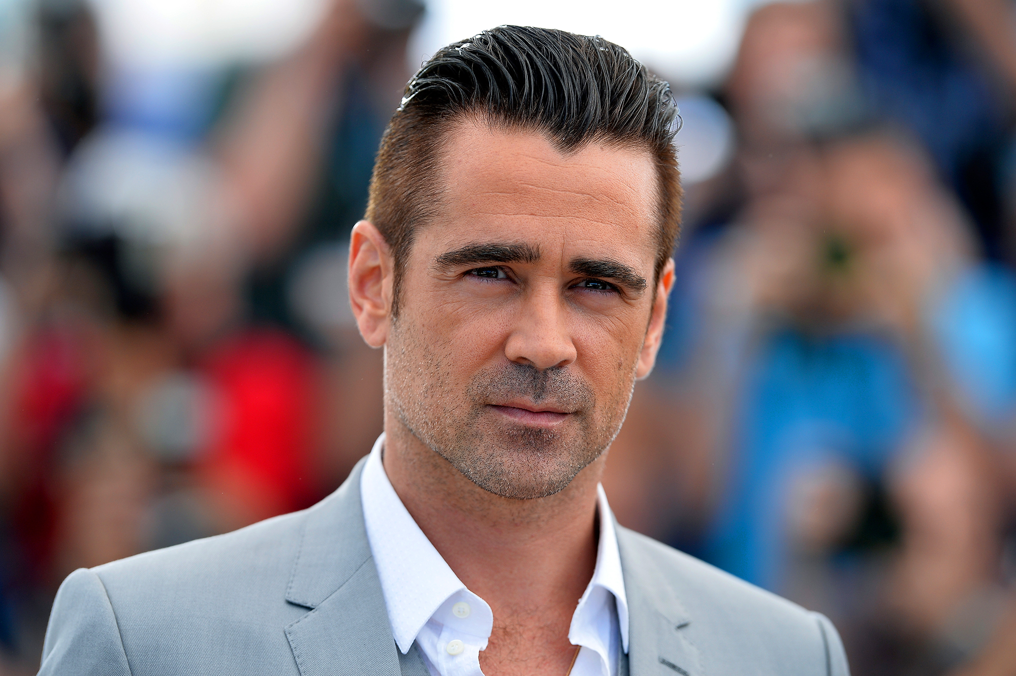 Colin Farrell Voluntarily Checks Into Rehab for 'Tune Up'