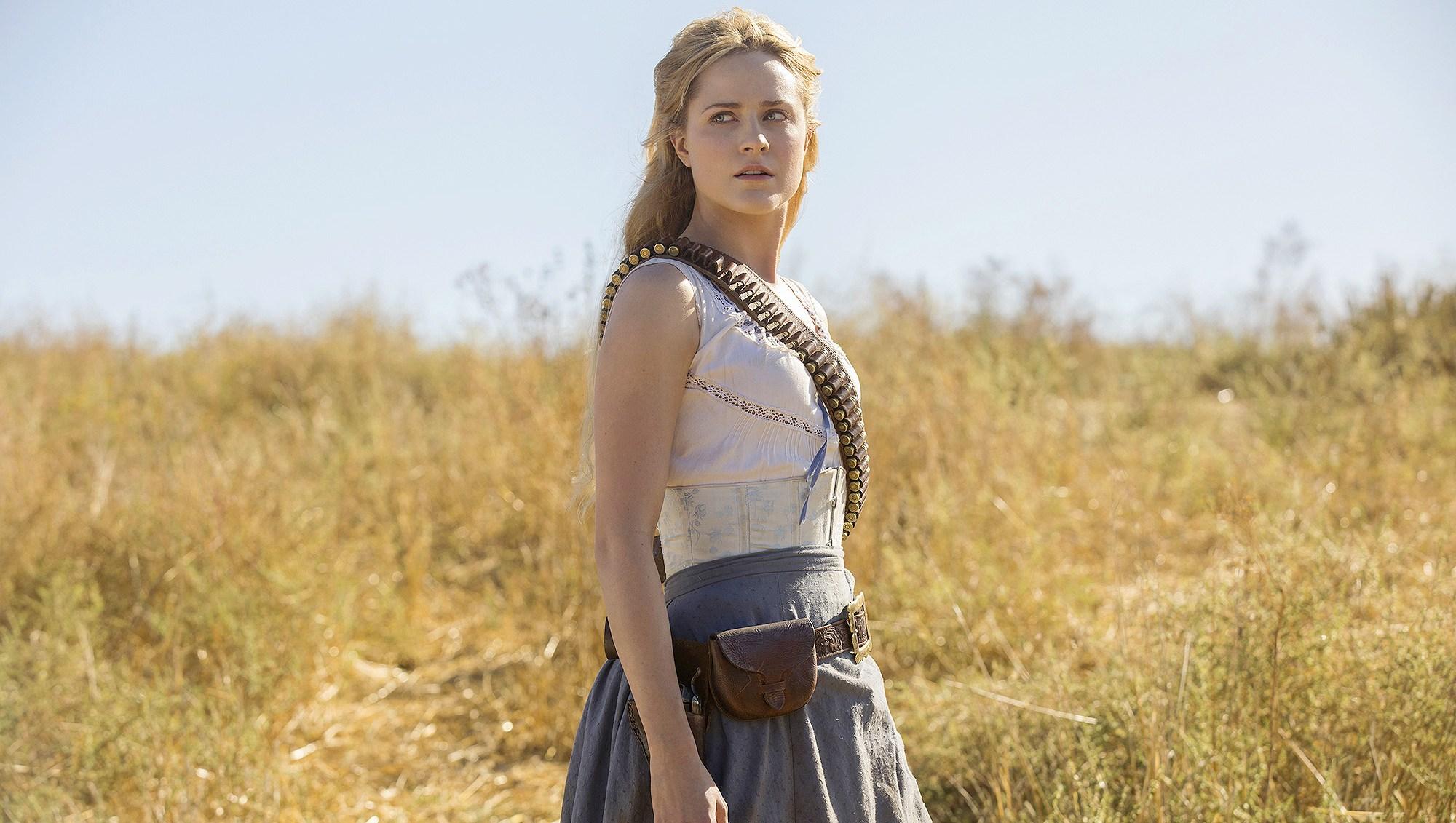 Evan Rachel Wood, Westworld, HBO